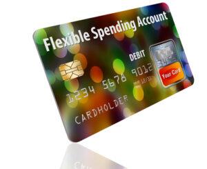 flexible spending account card